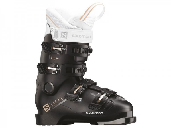 Salomon Boot X Max 110 Women - black/metablack/cora
