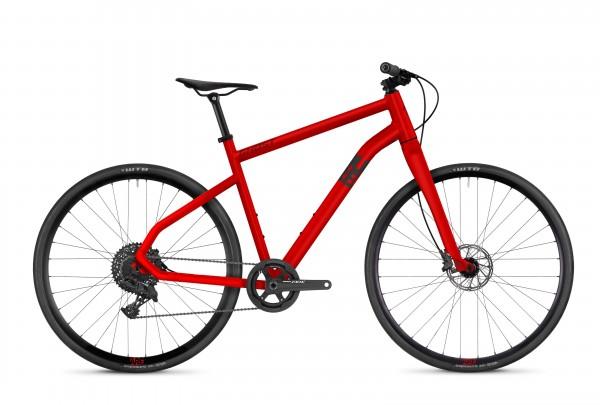 Ghost Fitnessbike Square Speedline 8.8 2021 - red/black