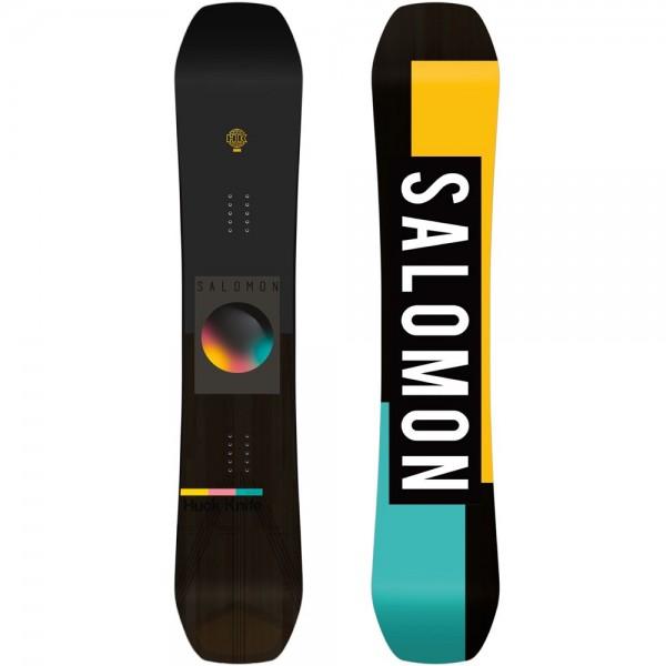 Snowboard Salomon Huck Knife Pro Wide 2020