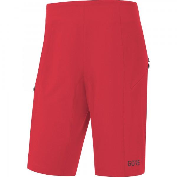 Gore Bikeshort C3 Damen Trail Shorts - hibiscus pink