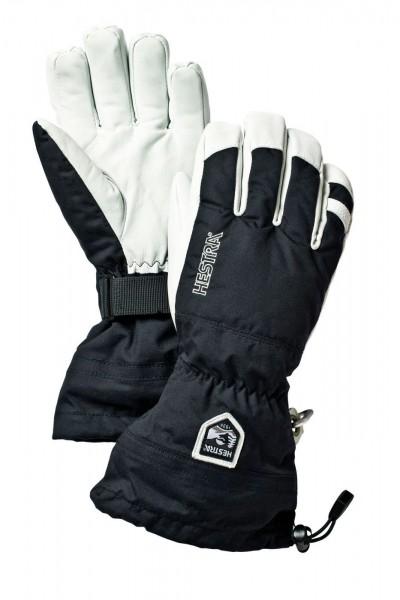Hestra Army Leather Heli Ski -black