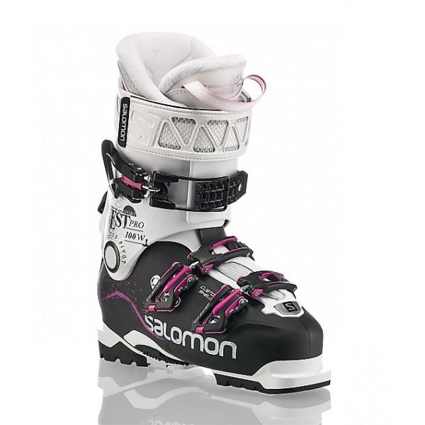 Salomon Boot Quest Pro CS Sport W - black/white/pink