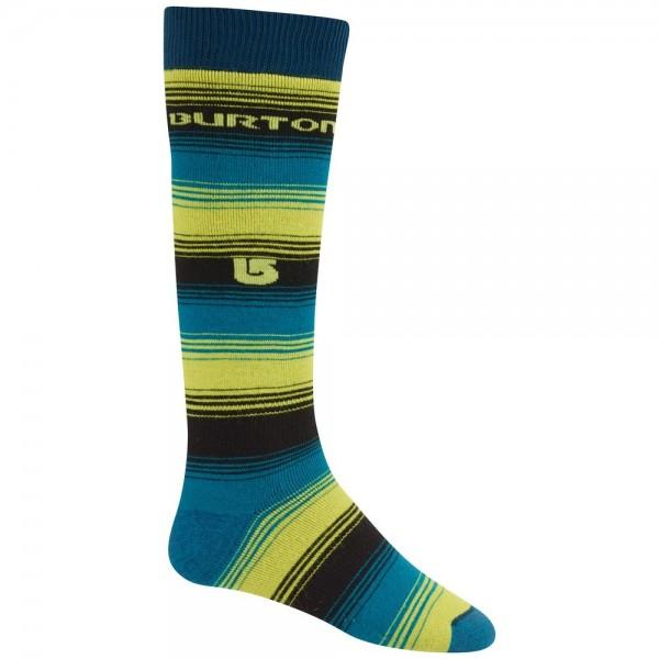 Burton Weekend Sock 2 Pack Men -venom