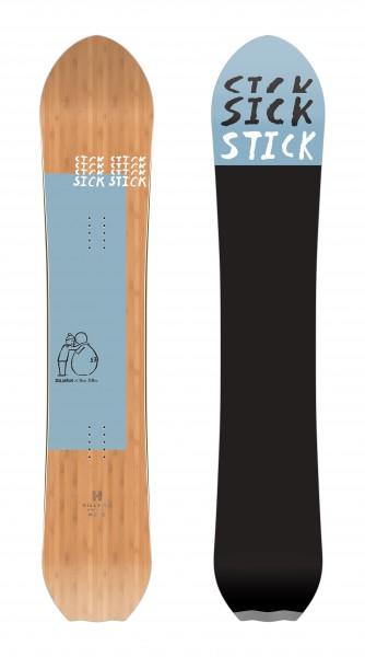 Snowboard Salomon Sickstick 2021 - 157 cm