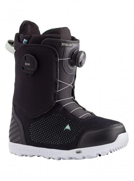Burton Ritual LTD Boa Snowboard Boot Women 20/21 - black