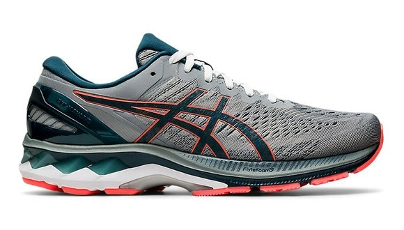 Asics Gel Kayano 27-Sheet Rock/Magnetic Blue
