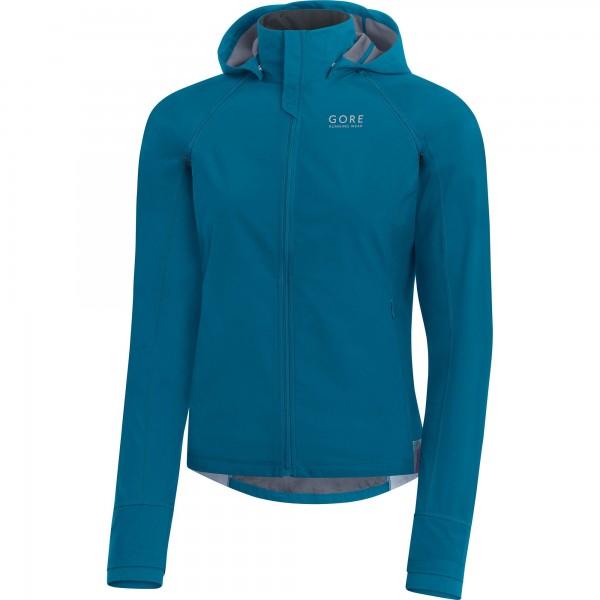 Gore Essential Lady GWS ZO Jacke -ink blue
