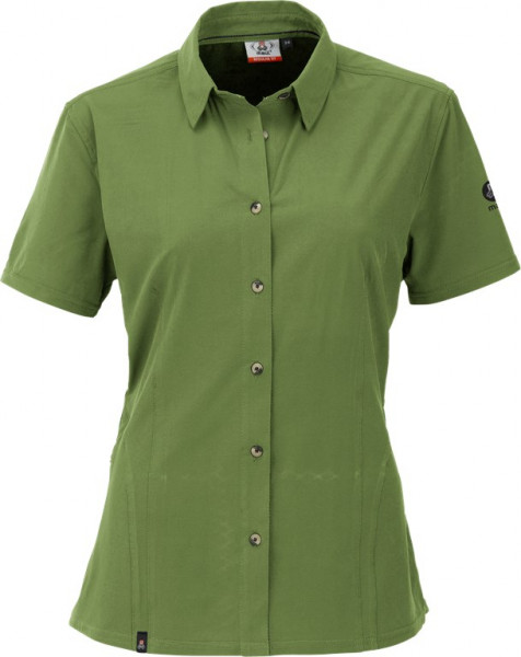 Maul Gamsegg Hemd für Damen-aqua