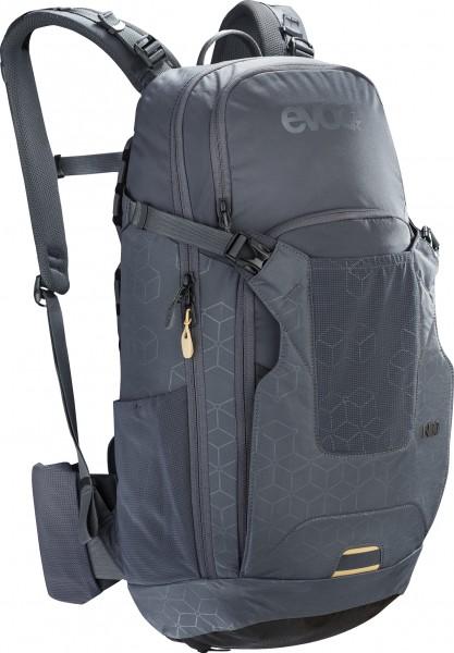 Evoc Neo 16 Liter Protector Backpack - carbon grey