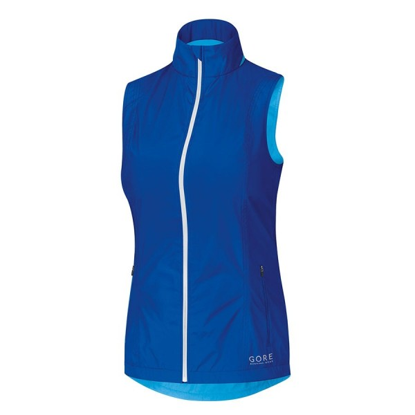 Gore Running Wear Sunlight 3.0 Lady Weste - brilliant blue/ ice blue