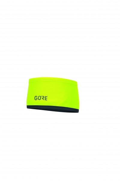 GORE M GORE® WINDSTOPPER® STIRNBAND-neon yellow