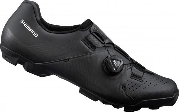 Fahrradschuh SH-XC3L Boa -black