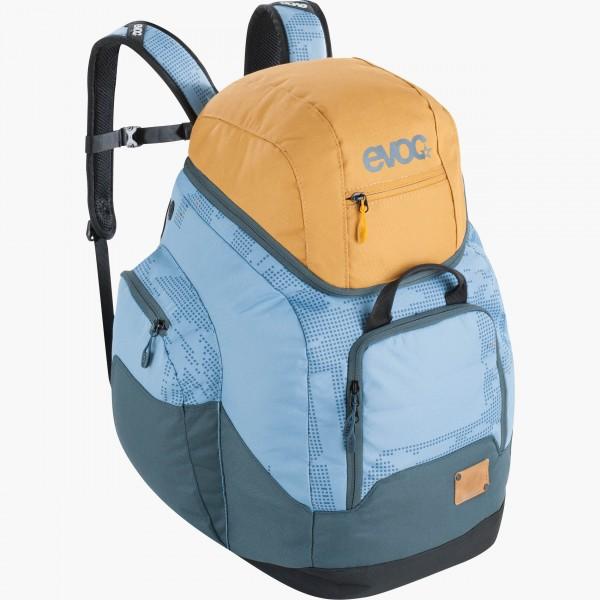 Evoc Boot Helmet Backpack 60 Liter - multicolor
