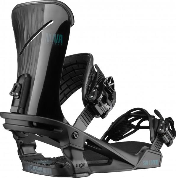 Salomon Snowboardbindung Nova 2020 - black