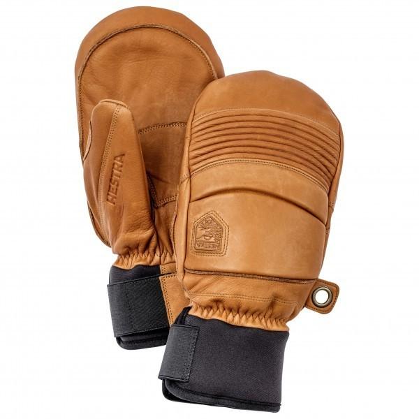 Hestra Leather Fall Line Mitt - cork