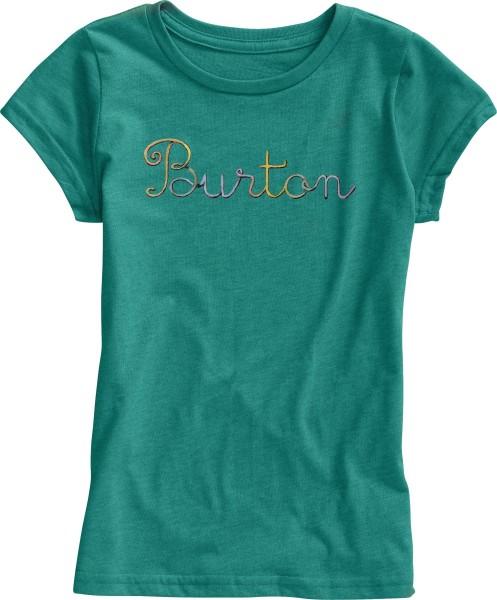 Burton Girls Hue SS T-Shirt -tidal bore