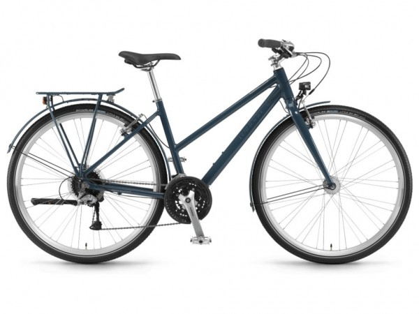 Winora Urban Bike Zap Damen - denimblue