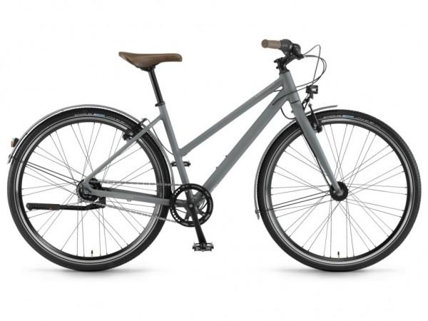 Winora Urbanbike Aruba Damen - eisengrau matt