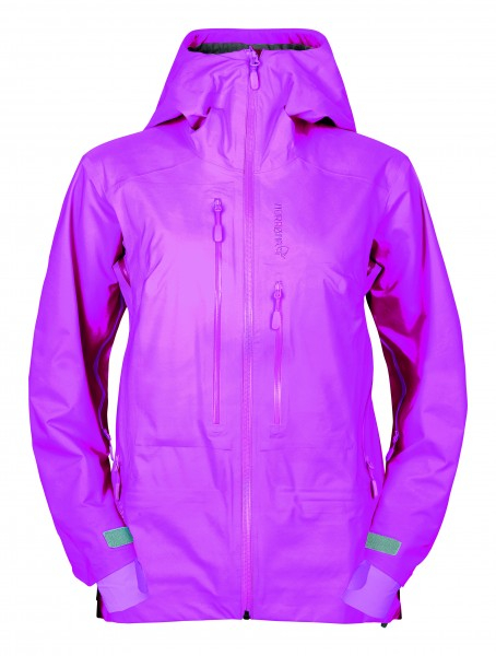 Norrona Lyngen Driflex3 Jacket (W) 16/17 -pumped purple