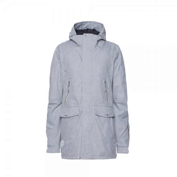 Zimtstern Maha Jacket Woman -light grey