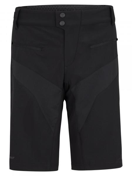 Ziener NEIDECK Shorts für Herren black