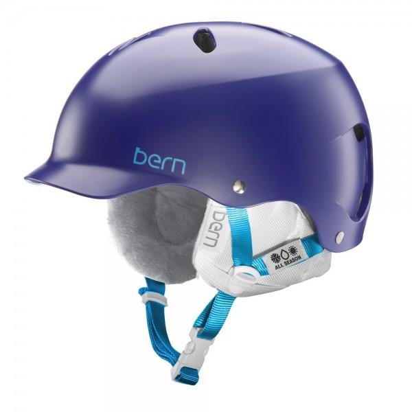 Bern Lenox -satin midnight