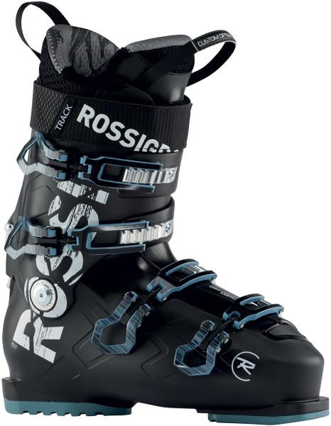 Rossignol Skischuhe Track 130 - black/blue