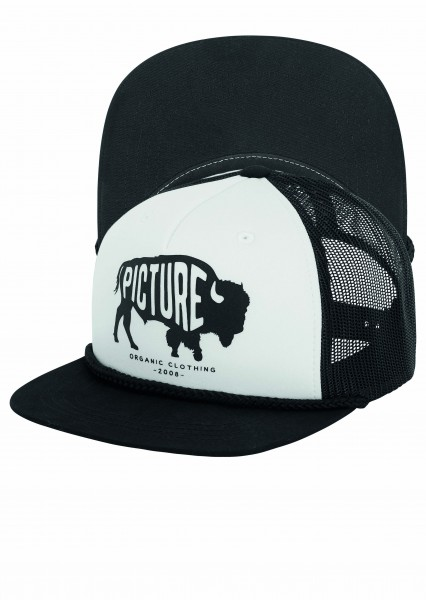 Picture Falo Cap - black