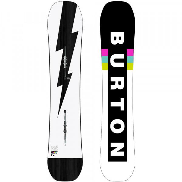 Burton Snowboard Custom Flying V Wide 2021