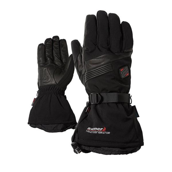 Ziener Germo AS(R) Primaloft Hot Glove - black