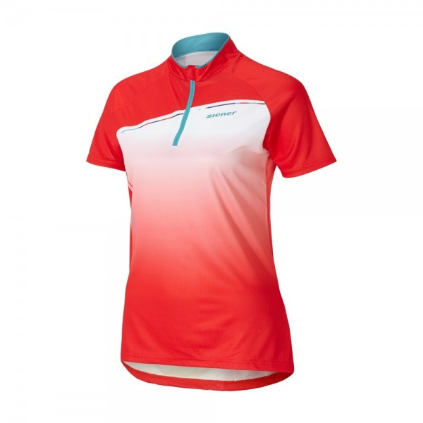 Ziener CARNA Lady Trikot -red