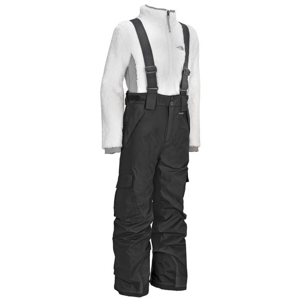 The North Face Boys Skilift Insulated Pant -tnf black