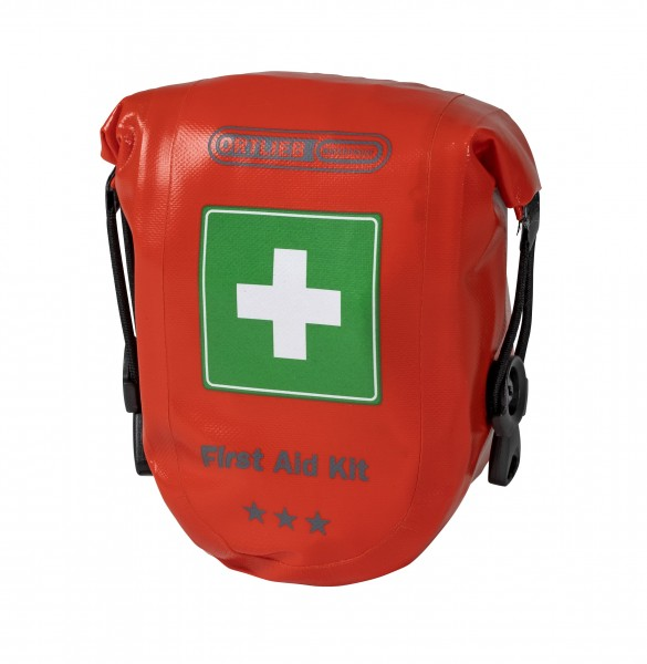 Ortlieb First-Aid-Kit- signal red