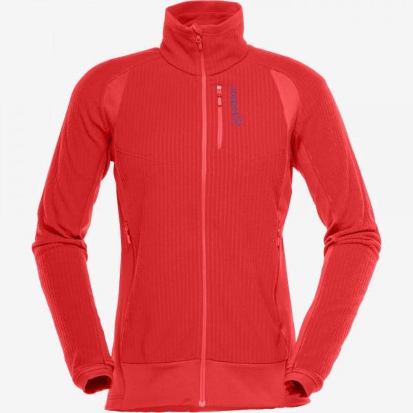 Norrona Lofoten Warm 1 Jacket Women - crisp ruby