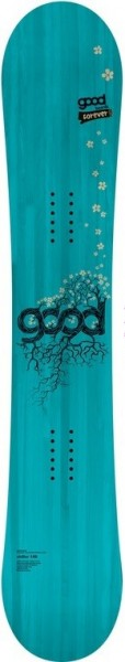 goodboards Chiller Flat Rocker Women - blue