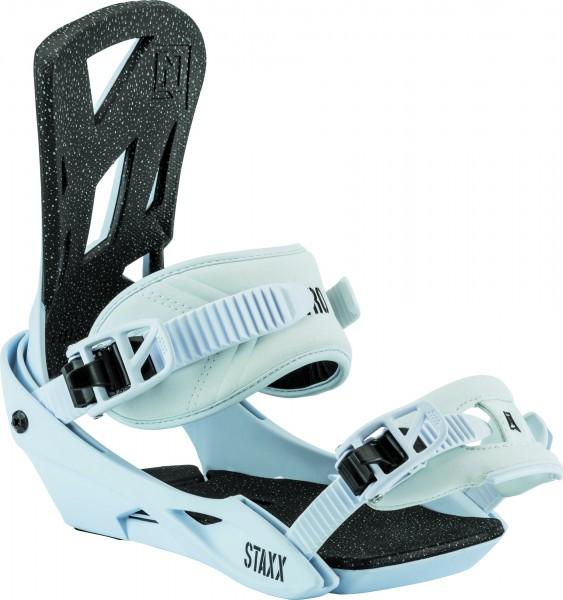 Nitro Snowboardbindung Staxx - salt