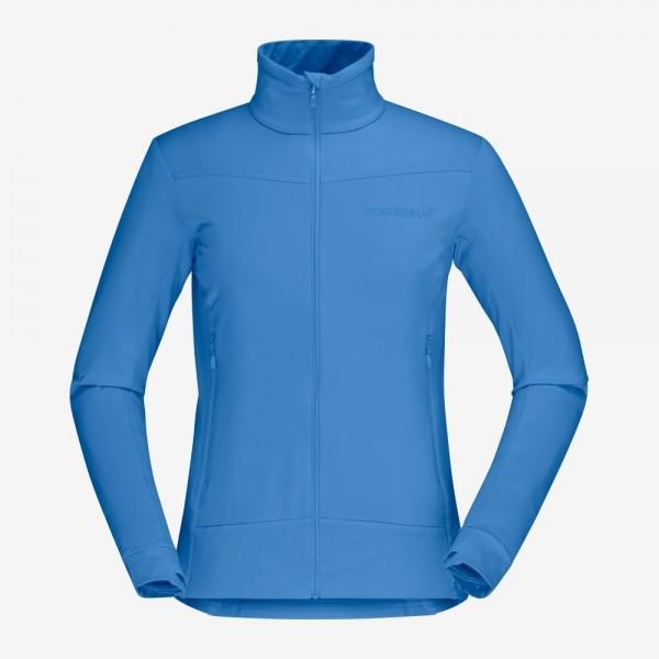 Norrona Falketind Warm1 Stretch Jacket Women - campanula blue