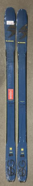 Blizzard Ski Zero G 085 LTD (Flat) - blue/yellow