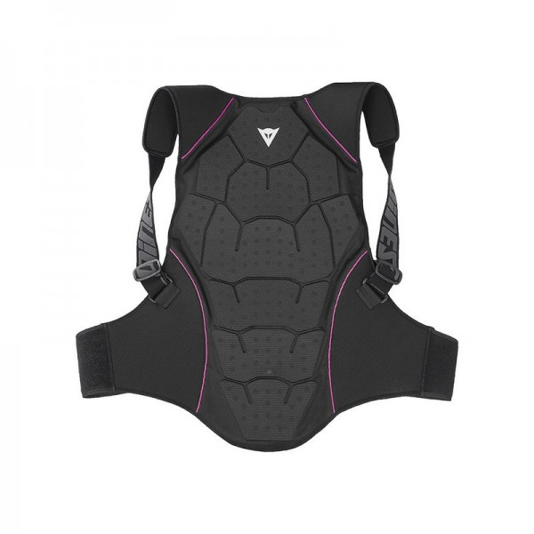 Dainese Back Protector Soft Flex LADY -black/fuchsia purple
