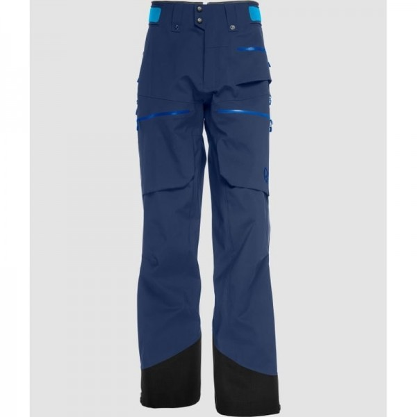 Norrona Lofoten Gore-Tex Pro Pant Men - indigo night