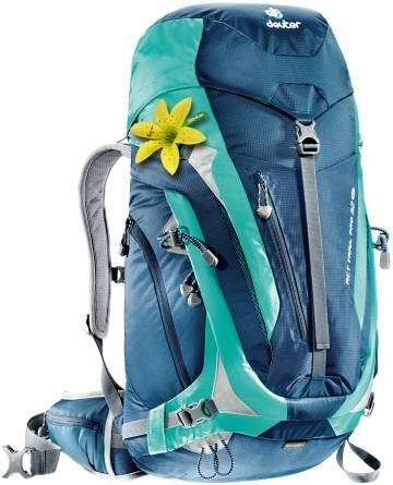 Deuter ACT Trail Pro 32 SL -midnight mint