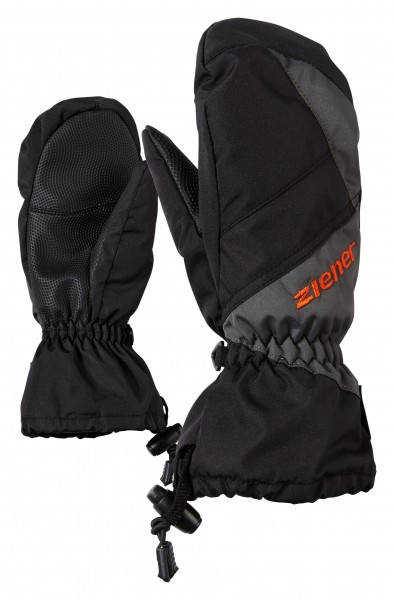 Ziener Agilo AS(R) Junior Glove - black/graphite