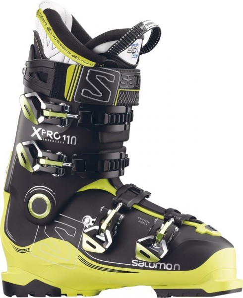 Salomon X Pro 110 16/17 -black/acide green/anthracite