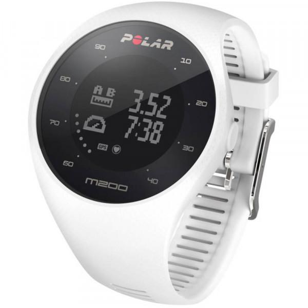 Polar M200 weiß
