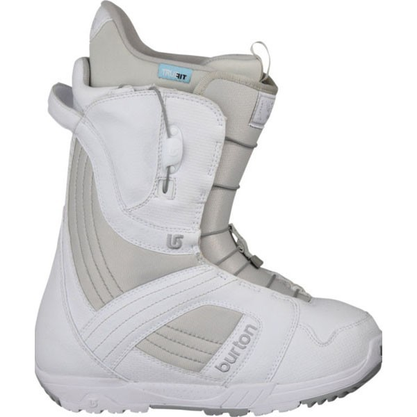 Burton Boot Mint -white/grey