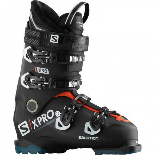 Salomon Boot X Pro X90 CS - black/white/blue
