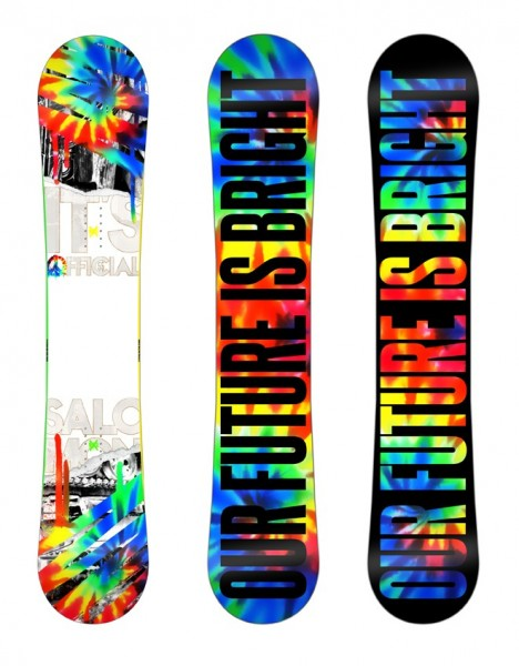 Salomon Snowboard Official