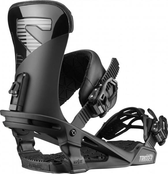 Salomon Snowboardbindung Trigger 2020 - black