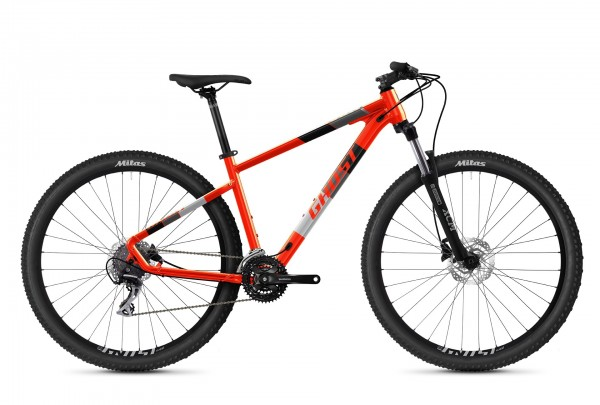 Mountaibike Ghost Kato Essential 27,5 Zoll - dark red/light dark red