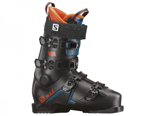 Salomon Boot S/Max 120 - black/orange